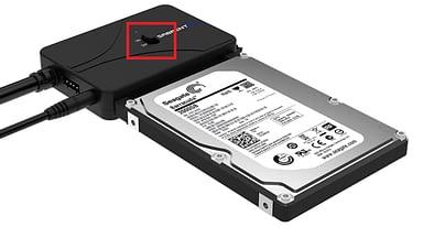 hard drive reader adapter