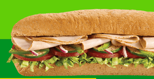 Sub of the day Subway Deals