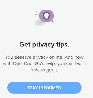 how to get rid of duckduckgo