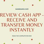 Review Cash App - Receive and Transfer Money Instantly