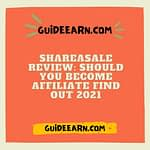ShareASale Review Should You Become Affiliate Find Out 2021