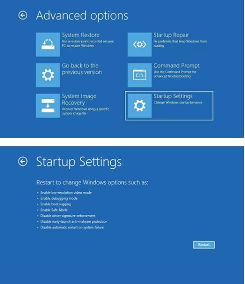 Boot Into Windows 10 Safe Mode